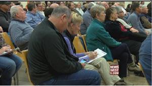 Public Meeting in Andrews
