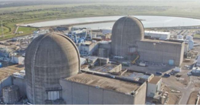 STP Nuclear plant