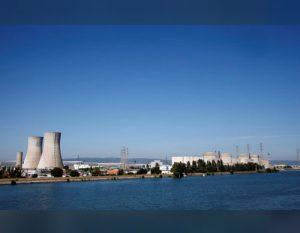 Tricastin, France nuke plant