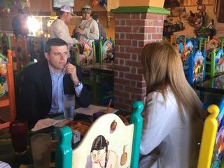 NRC scoping meetings - Andrews, TX